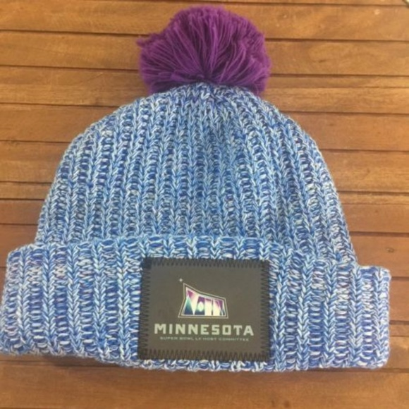 a6e6b49837e Love Your Melon Accessories - Love Your Melon Superbowl 52 Minnesota Host  Beanie